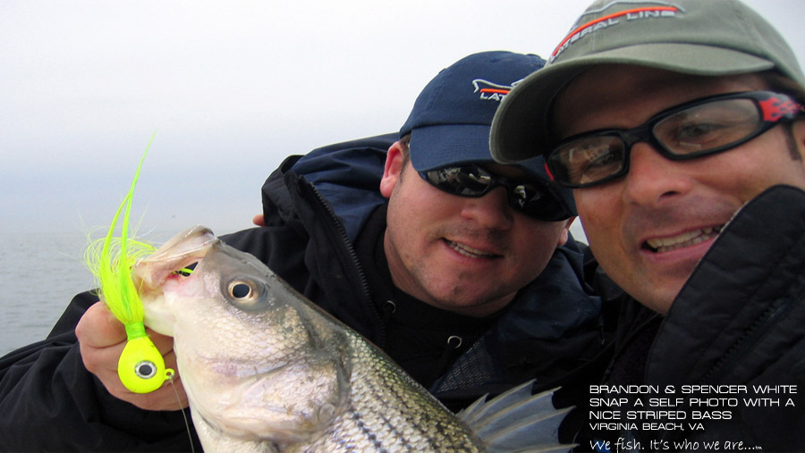 Brandon and Spencer of Lateral Line- Year Round Fishing Clothing System - Lateral Line News
