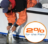 Fisheries Conservation, 2 percent for the fish, Lateral Line Foundation, Saltwater Fisheries Conservation